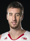 Portrait of Wisconsin Basketball center Frank Kaminsky (44) during a photo shoot at LaBahn Arena Wednesday, September 10, 2014, in Madison, Wis. (Photo by David Stluka)