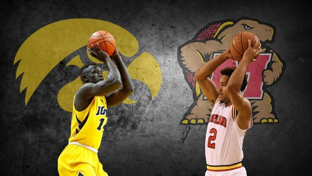 iowa - maryland